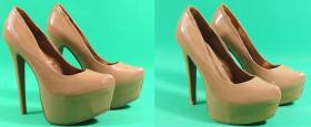 Modelowanie platform w butach DeZee