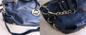 torebka granatowa Michael Kors