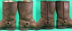 wstawienie zamków do butów zimowych męskich