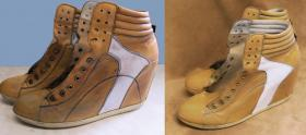 musztardowe-sneakersy-na-koturnie
