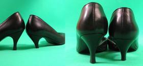 Skrócenie obcasów w dwóch parach butów Ryłko
