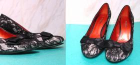 klejenie spodów w damskich butach