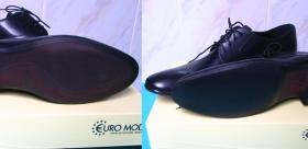 zelówki zabezpieczające w męskich butach