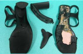 dorabiane spody i obcasy do sandałków
