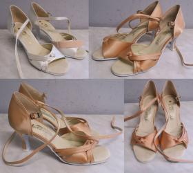 farbowanie butów Lizdance