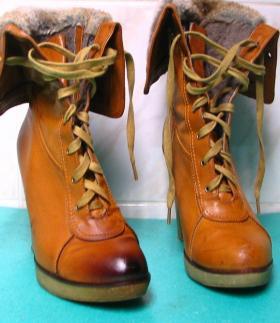 farbowanie nosków w botkach